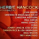 herbie hancock - possibilities CD 1995 hear music 10 tracks used mint