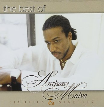 best of anthony malvo - eighties & nineties CD 2003 VP 20 tracks used mint