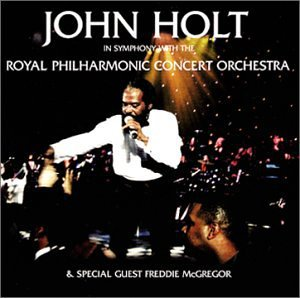 john holt & freddie mcgregor - in symphony with the royal philharmonic CD 2-discs jet star UK
