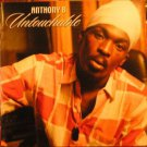 anthony b - untouchable CD 2004 togetherness shafequh 14 tracks used mint