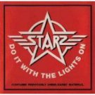 starz - do it with the lights on CD 1987 performance records 10 tracks used mint