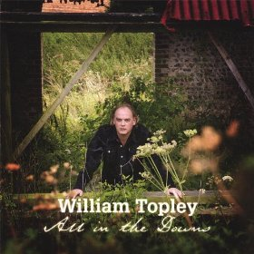 william topley - all in the downs CD 2006 10 tracks used mint