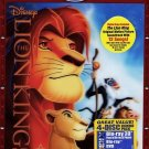 lion king - diamond edition with bluray 3D bluray dvd digital copy 2011 disney used