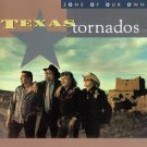 texas tornados - zone of our own CD 1991 reprise 10 tracks used mint