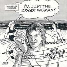 don bolles - MSR madness vol. #4 - i'm just the other woman CD carnage press new