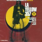 la yellow 357 - original film soundtrack CD 1995 yellow productions 12 tracks used mint