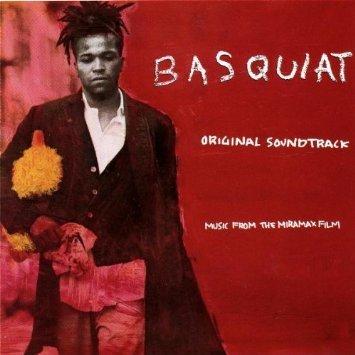 basquiat - original soundtrack CD 1996 island 15 tracks used mint
