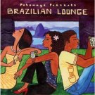 brazilian lounge CD 2006 putumayo 12 tracks used