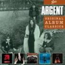 argent - original album classics CD 5-disc box set 2009 sony epic used mint
