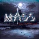 mass - sea of black CD 2010 escape music 12 tracks used mint