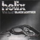 helix - white lace & black leather CD H&S canada 9 tracks used mint