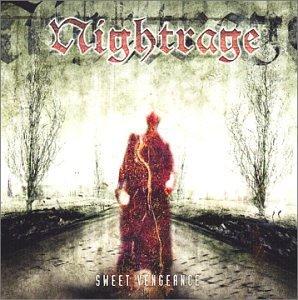 nightrage - sweet vengeance CD 2003 century media 11 tracks used mint