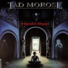 tad morose - a mended rhyme CD 1997 black mark germany 9 tracks used mint