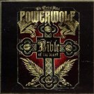 powerwolf - bible of the beast CD 2009 metal blade 12 tracks used mint