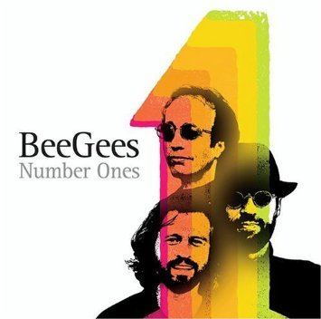 bee gees - number ones CD + DVD 2004 universal polydor used mint
