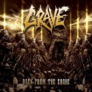 grave - back from the grave CD 2-discs 1992 century media 13 tracks total used mint