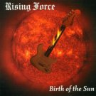 rising force - birth of the sun CD 2002 powerline 6 tracks used mint