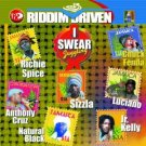 riddim driven: i swear juggling - various artists CD 2004 vp 16 tracks used