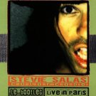 stevie salas - le bootleg live in paris CD 1997 USG 12 tracks used mint