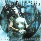 callenish circle - flesh power dominion CD 2002 metal blade 10 tracks used mint