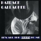 hatrack gallagher - it's all the blues to me CD 1998 high desert 12 tracks used mint