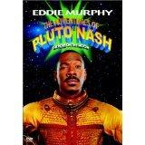 adventures of pluto nash - eddie murphy DVD 2002 warner used