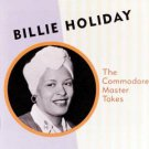 billie holiday - commodore master takes CD 2000 grp 16 tracks used mint