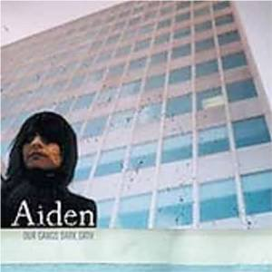 aiden - our gang's dark oath CD dead teenager records 11 tracks used