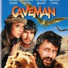 caveman - ringo starr + barbara bach + dennis quaid DVD 2002 MGM used mint