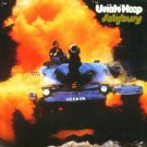 uriah heep - salisbury CD expanded de-luxe edition 2004 sanctuary 13 tracks used mint