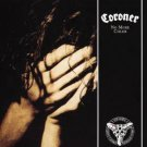 coroner - no more color CD 1991 noise sanctuary 8 tracks used mint