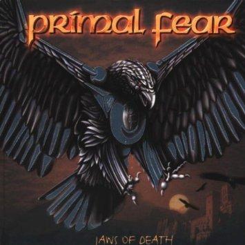 primal fear - jaws of death CD 1999 nuclear blast 12 tracks used mint