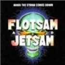 flotsam and jetsam - when the storm comes down CD 1990 MCA 11 tracks used mint