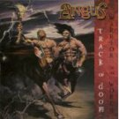 angus - track of doom + warrior of the world CD 201 sentinel steel 16 tracks used mint