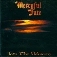 mercyful fate - into the unknown CD 1996 metal blade 10 tracks used mint