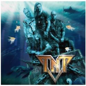 TNT - atlantis CD 2008 metal heaven 12 tracks used mint
