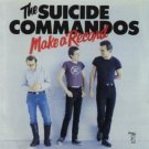 suicide commandos - make a record CD 1978 1996 mercury 15 tracks used mint