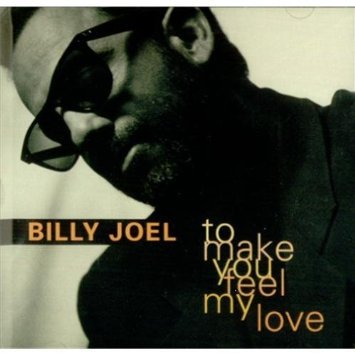 billy joel - to mkae you feel my love CD single 1997 sony 4 tracks used mint