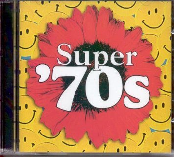 super '70s - various artists CD 2-discs 1995 razor & tie 40 tracks used mint