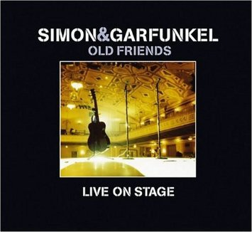 simon & garfunkel - old friends live on stage deluxe edition 2CDs + DVD 2004 new