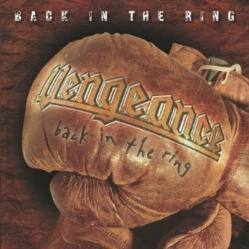 vengeance - back in the ring CD MTM music germany 12 tracks used mint