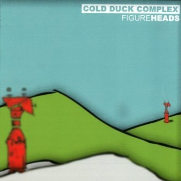cold duck complex - figureheads CD 2003 dozo music 13 tracks