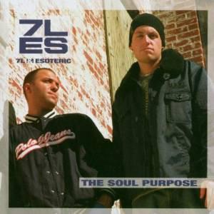 7L & esoteric - soul purpose CD 2001 landscape germany 20 tracks used mint