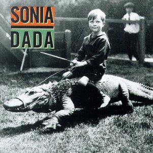 sonia dada - sonia dada CD 1994 calliope capricorn 14 tracks used mint