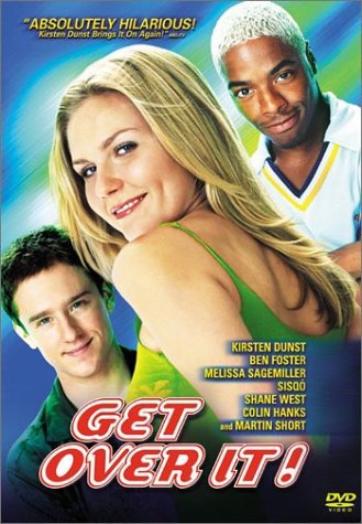 get over it! - kirsten dunst + ben foster DVD 2001 miramax used mint