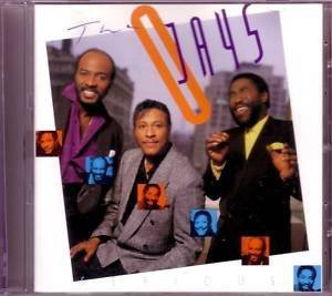 o'jays - serious CD 1989 emi capitol 9 tracks used mint
