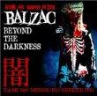 balzac - beyond the darkness CD + DVD 2003 rykodisc misfits used mint