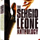 Sergio Leone Anthology A Fistful Of Dollars, For A Few Dollars More .. DVD 8-discs 2007 MGM used