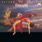 epitaph - return to reality CD 1979 brain 2008 universal spv 8 tracks used mint