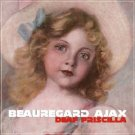 beauregard ajax - deaf priscilla CD 1968 shadoks normal 18 tracks used mint